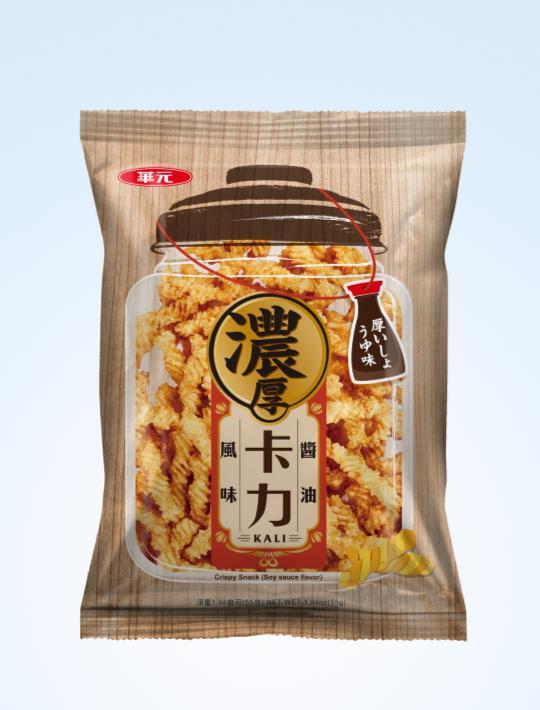 Kali Crispy Cracker Soy 55g