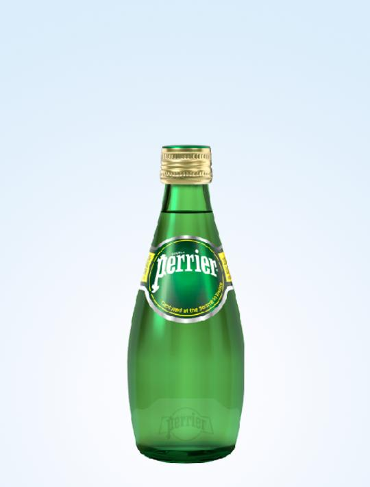 Perrier Sparkling Mineral Water - Regular 200ml