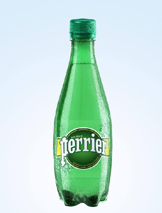 Perrier Sparkling Mineral Water - Regular 500ml