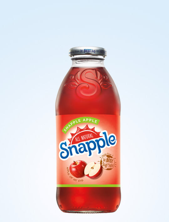 Snapple Apple (Glass)