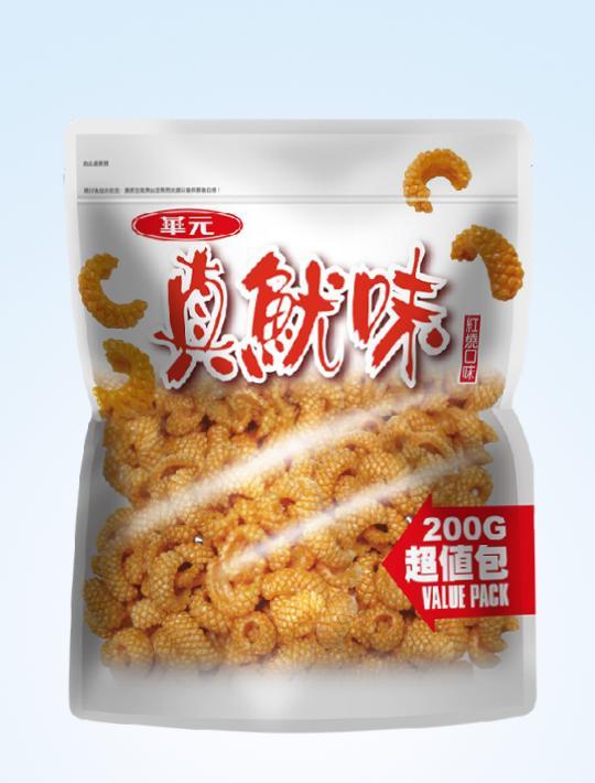 ZhenYouWei Cuttlefish Cracker Original 200g