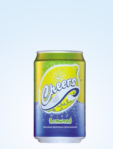 Cheers Lemonade 325ml
