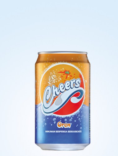 Cheers Orange 325ml