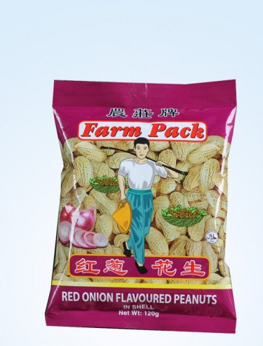 Farm Pack Red Onion Peanut 120g