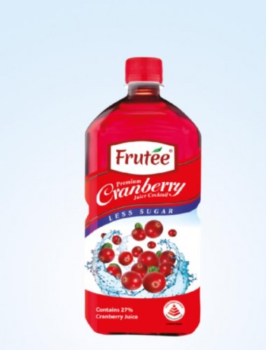Frutee Premium Light Cranberry 975ml4