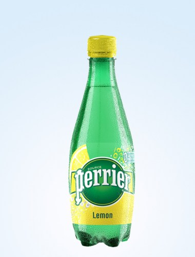 Perrier Sparkling Mineral Water - Lemon 500ml8