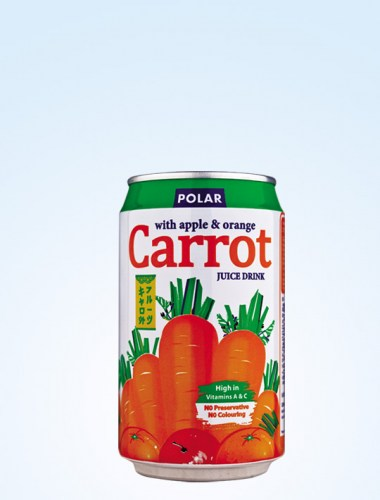 Polar Carrot with Orange & Apple Juice 340ml9