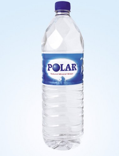 Polar Natural Mineral Water 15L