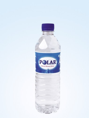Polar Natural Mineral Water 600ml