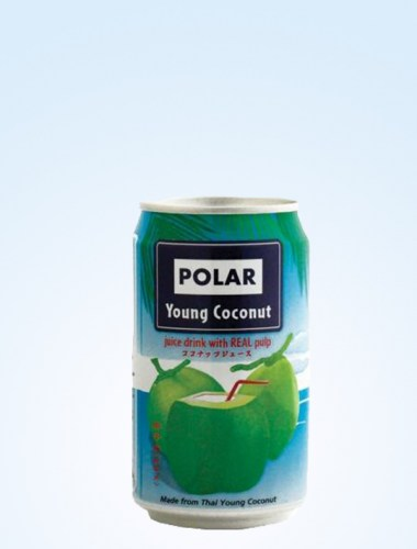 Polar Young Coconut 310ml