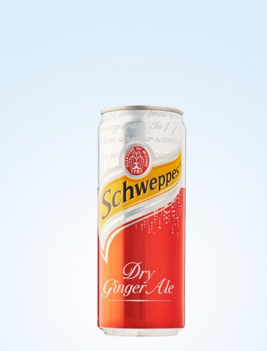 Schweppes Dry Ginger Ale 320ml