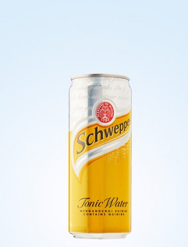Schweppes Tonic Water 320ml