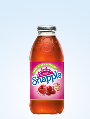 Snapple Cranberry Raspberry 473ml