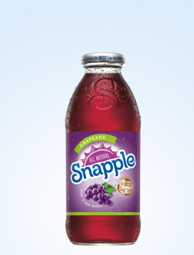 Snapple Grapeade 473ml