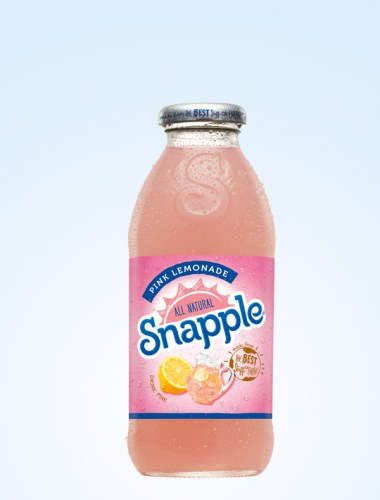 Snapple Pink Lemonade 473ml