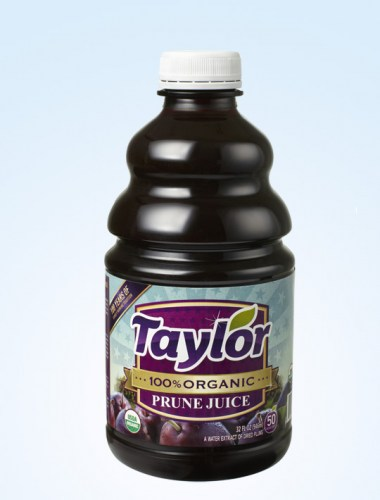 Taylor Prune Juice Organic 946ml