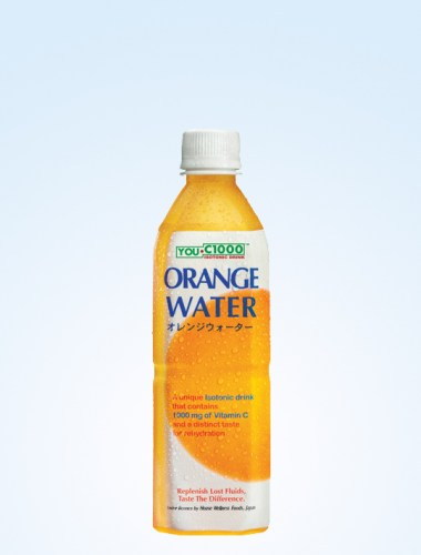 You C1000 Isotonic Orange 500ml